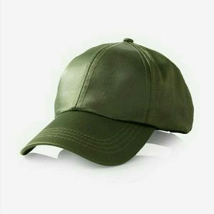 Express Satin Baseball Hat